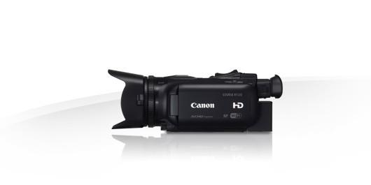 Canon Legria HF G30 vista di lato