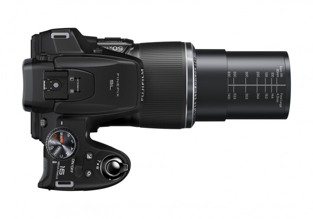 Fujifilm SL1000 estensione focale massima