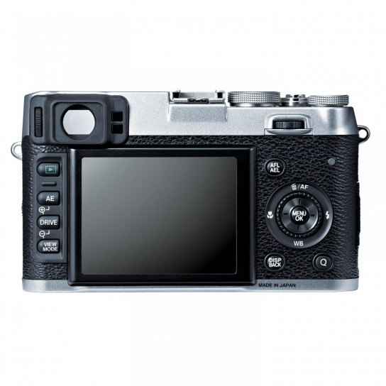 Fujifilm x100s dal retro