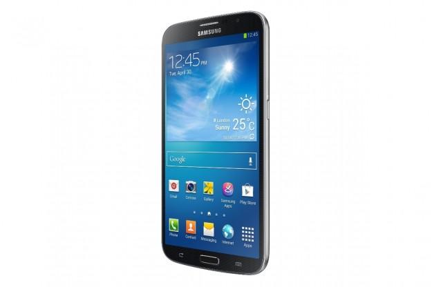 Interfaccia di Samsung Galaxy Mega  6.3