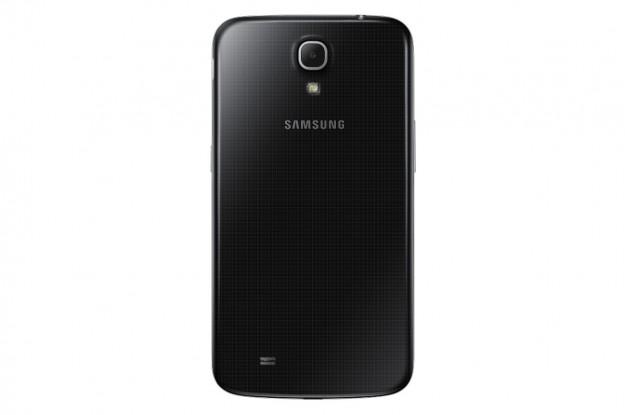 Visuale posteriore di Samsung Galaxy Mega 6.3