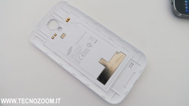 Cover per caricamento a induzione Samsung