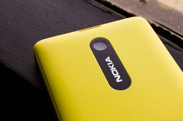 Nokia Asha 210 retro