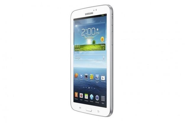 Samsung Galaxy Tab 3 7.0 visto dal fronte
