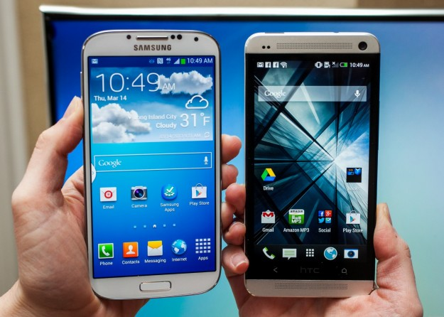 Samsung Galaxy S4 vs HTC One: qual è il migliore? [FOTO e VIDEO]