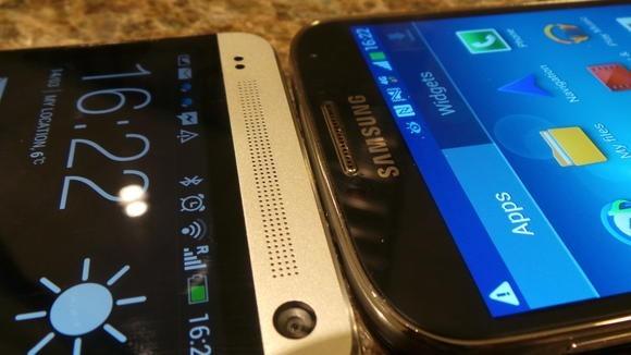 Confronto tra Samsung Galaxy S4 vs HTC One