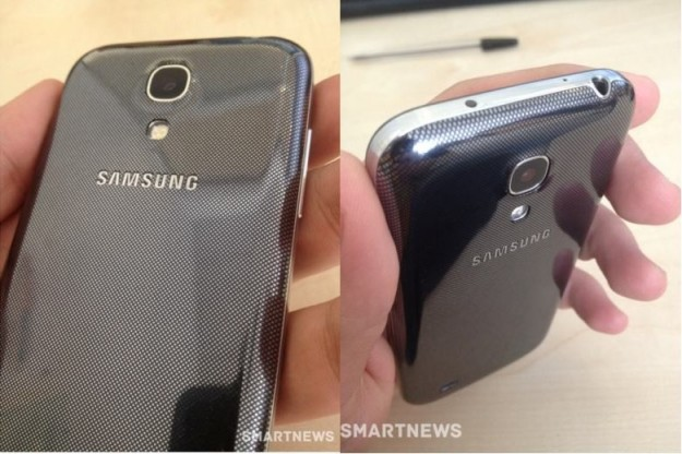 Il design di Samsung Galaxy S4 Mini