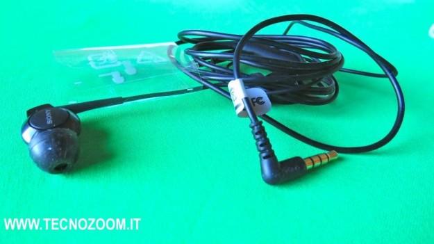 Cuffiette in ear Sony Xperia Z