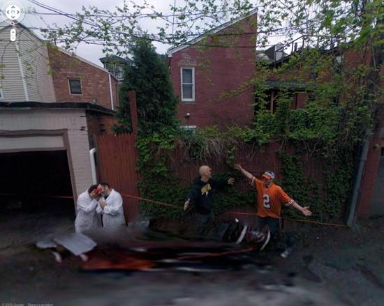 Google Maps foto imbarazzanti: le più divertenti [FOTO]