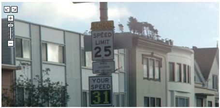 Google Car supera i limiti di velocità