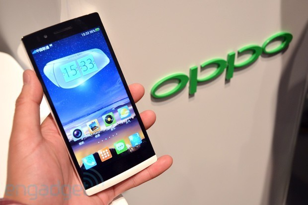 Oppo Find 5 hands-on