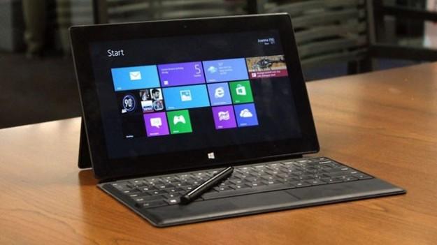 Microsoft Surface Pro nero