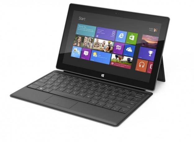 Microsoft Surface Pro con tastiera meccanica