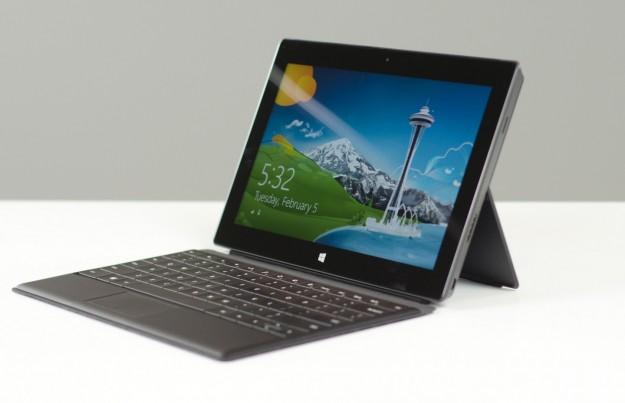 Microsoft Surface Pro con tastiera