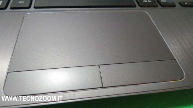 Touchpad di Samsung Series 5 Ultra