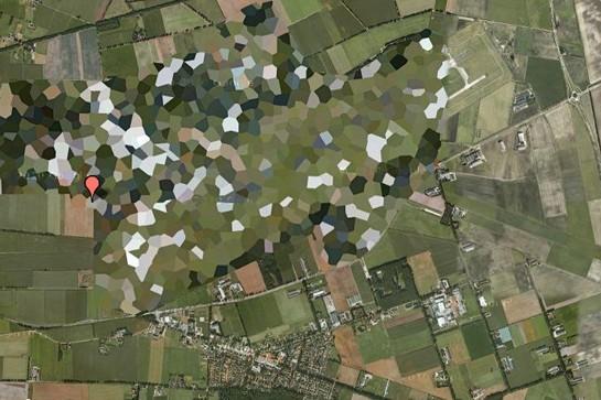 Volkel Airbase Paesi Bassi