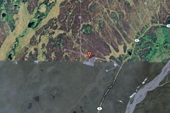 Haarp Site Gakona Alaska USA