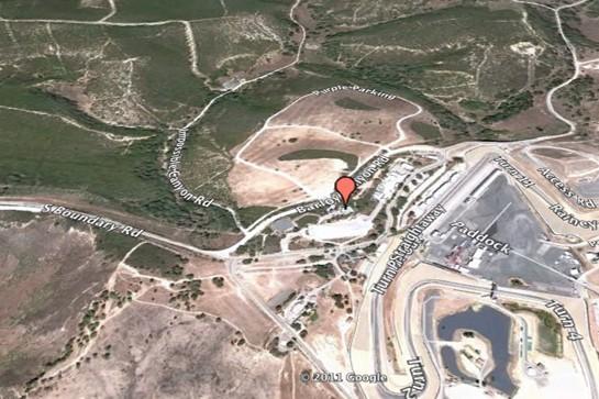 Circuito Mazda Laguna Seca California USA