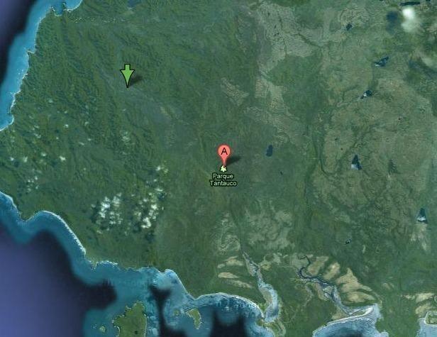 Parco Nazionale Tantauco Cile