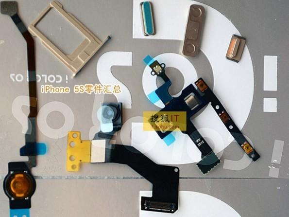 iPhone 5S caratteristiche paparazzate