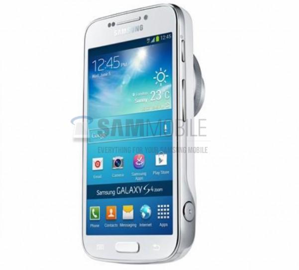 Schermo touchscreen di Samsung Galaxy S4 Zoom