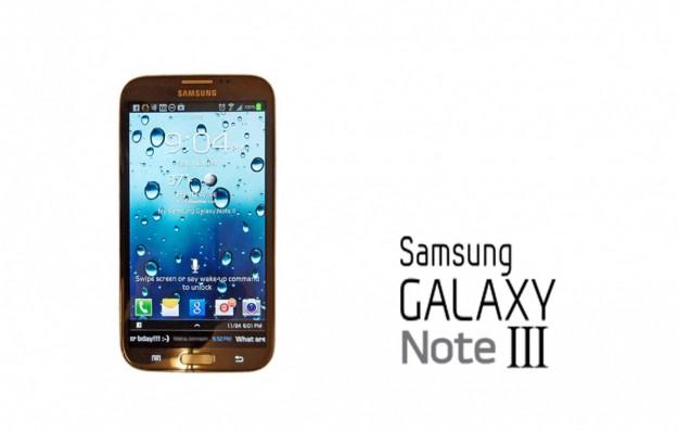 Logo ipotetico di Samsung Galaxy Note 3