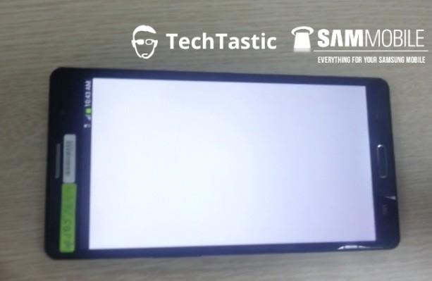 Samsung Galaxy Note 3 foto possibile