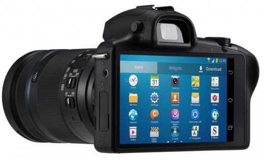 Samsung Galaxy Camera NX
