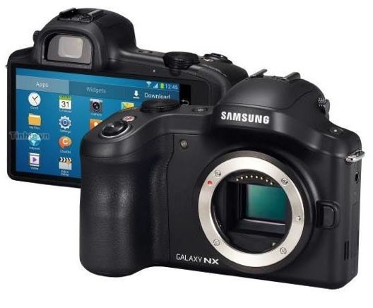 Fotocamera reflex Samsung Galaxy Camera NX