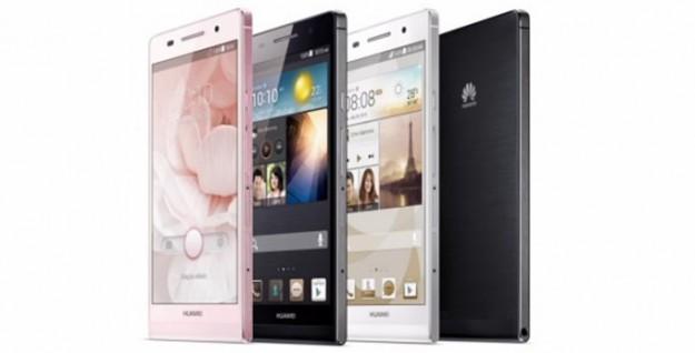 Huawei Ascend P6: smartphone più sottile al mondo, troppo? [FOTO]