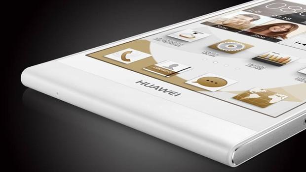 Design di Huawei Ascend P6