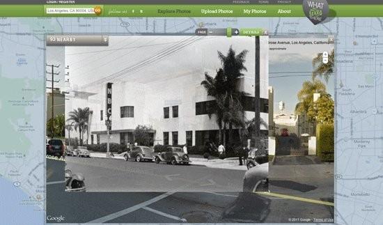 Google Maps foto storiche