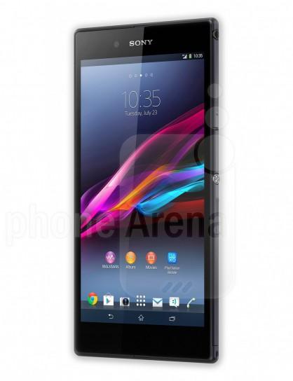 Sony Xperia Z Ultra schermo touchscreen
