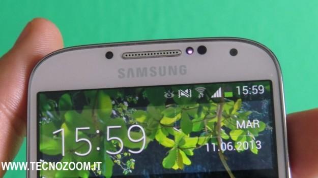 Samsung Galaxy S4 altoparlante
