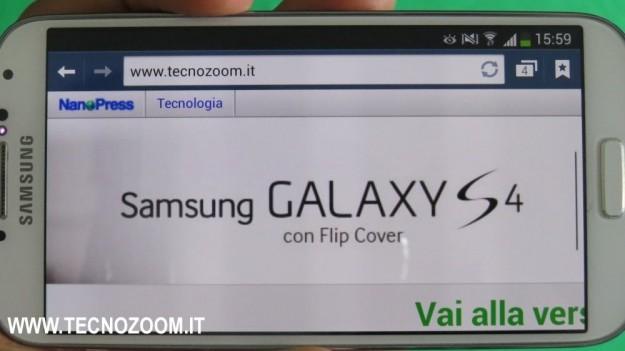 Samsung Galaxy S4 logo