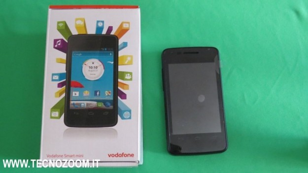 Vodafone Smart Mini recensione