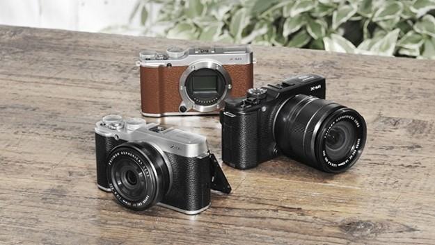 Fujifilm X-M1: prezzo e scheda della mirrorless vintage [FOTO]
