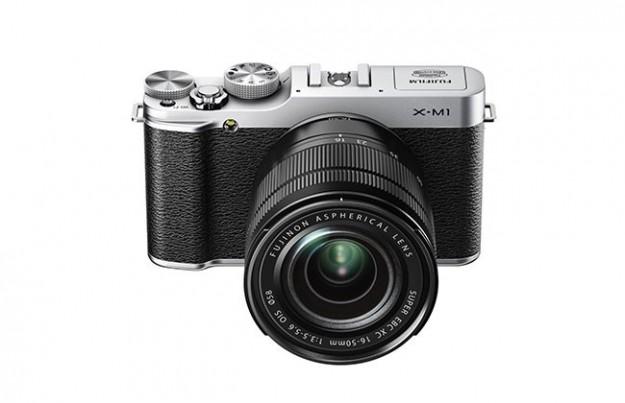 Fujifilm X-M1 scocca