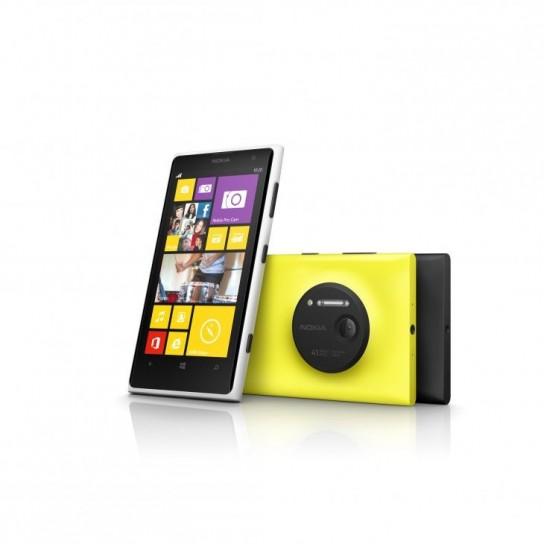 Nokia Lumia 1020 colorazioni