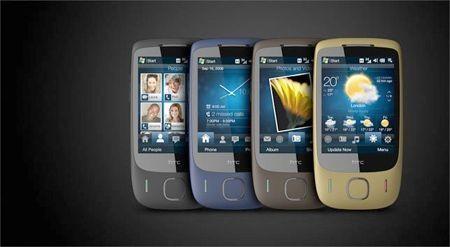 HTC Touch 3G: evoluzione dell'HTC Touch