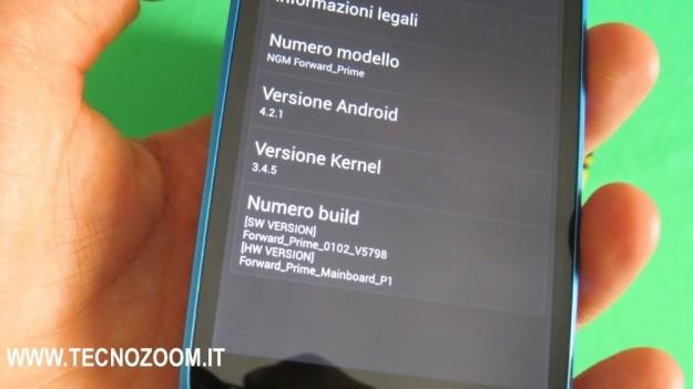 Versione di Android