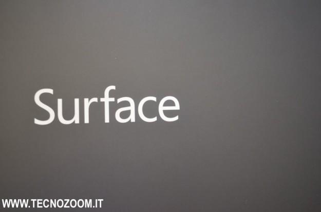 Microsoft Surface Pro logo