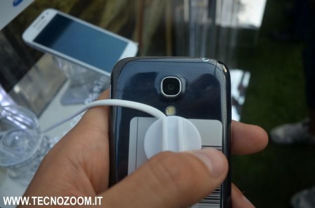Samsung Galaxy S4 Mini fotocamera retro