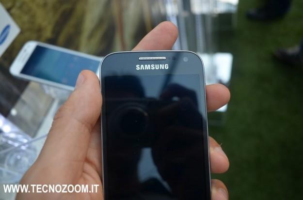Samsung Galaxy S4 Mini hands-on