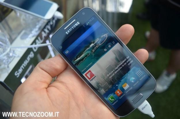 Samsung Galaxy S4 Mini menu