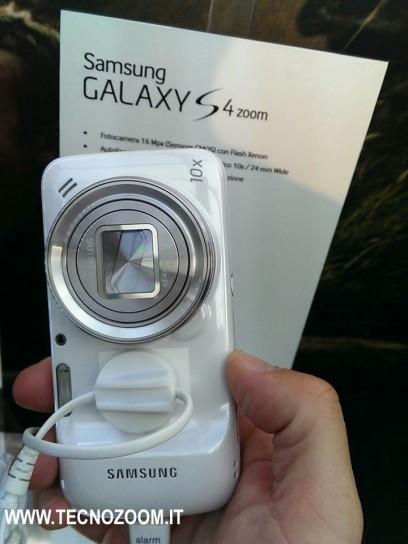 Samsung Galaxy S4 Zoom 16 megapixel