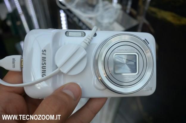 Samsung Galaxy S4 Zoom fotocamera