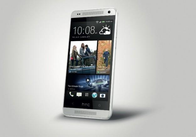 HTC One Mini homescreen