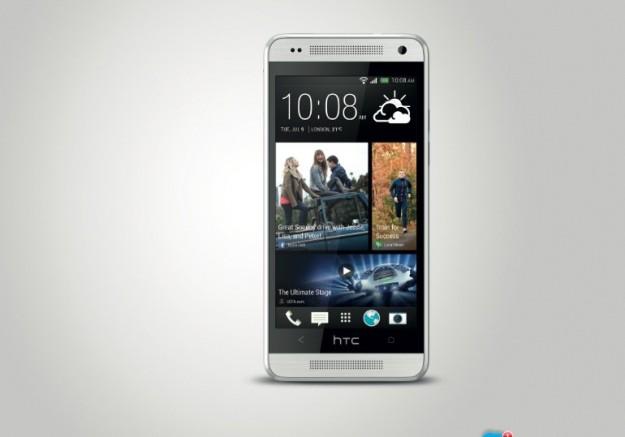 HTC One Mini fronte