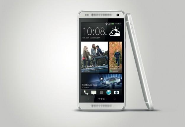 HTC One Mini e spessore